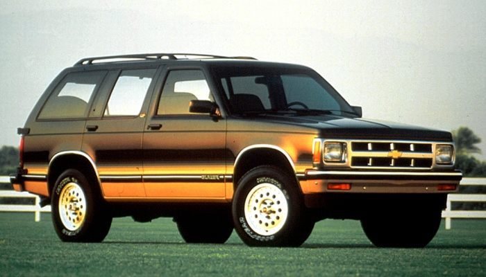 Cómo Solucionar Problemas en El Sistema De Encendido Del Chevy S10 Blazer