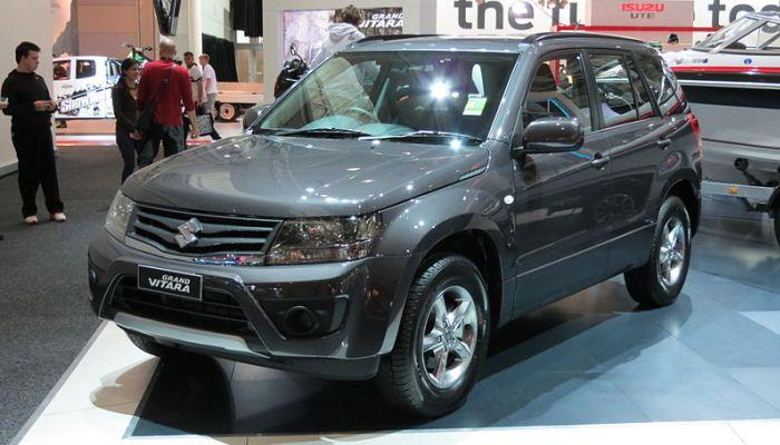 Fallas Usuales De Un Suzuki Grand Vitara