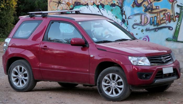 Cómo reemplazar Las almuadillas De Freno Delanteras En Un Suzuki Grand Vitara