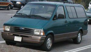 Cómo Cambiar Un Alternador En Una Minivan Ford Aerostar