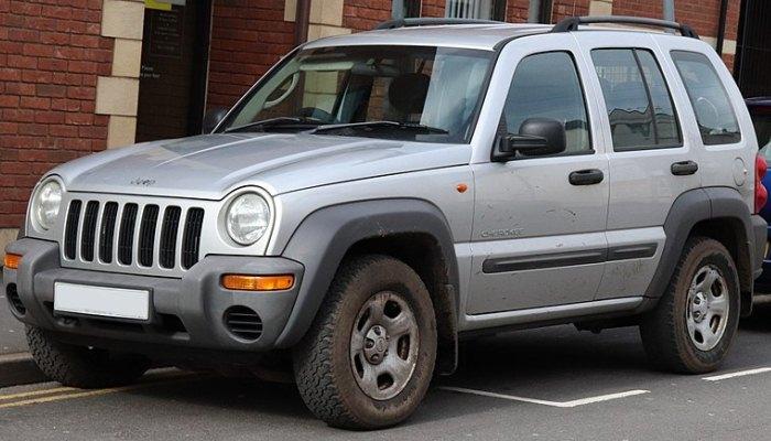 Jeep Cherokee (Liberty) 2004