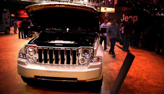 Fallas Comunes Del Jeep Liberty
