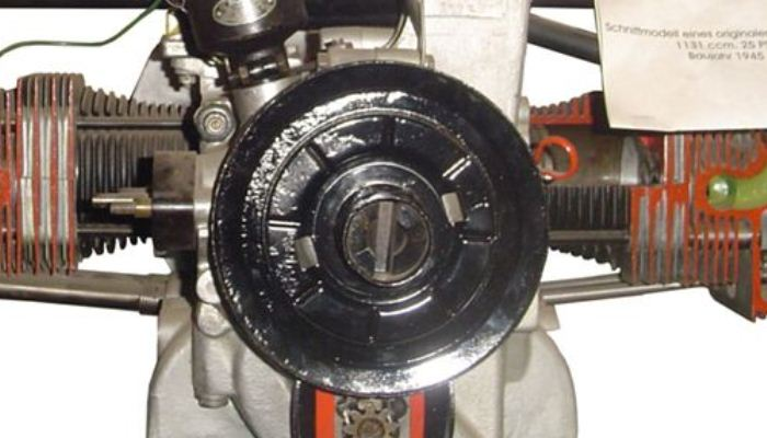Alternador de Volkswagen 1945