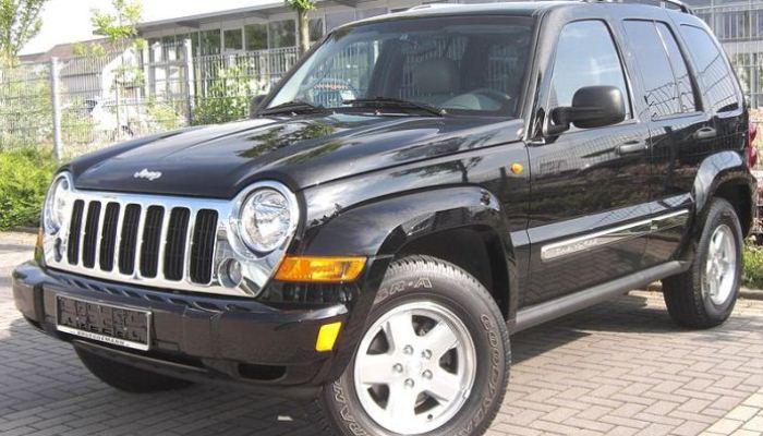 Señales De Un Problema Con La Suspensión De Un Jeep Liberty