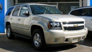 Cambiar Una Llanta En Un Chevrolet Tahoe