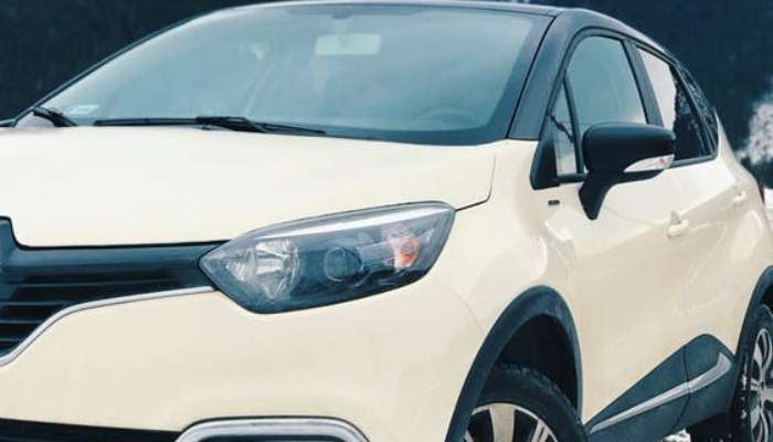 Ajuste Del faro Del Renault Clio