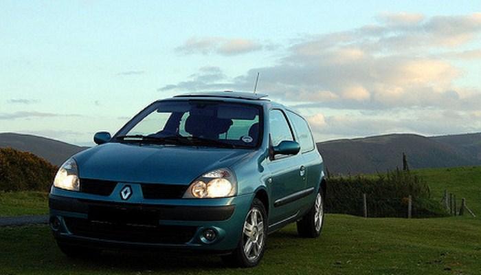 Renault clio fallas comunes