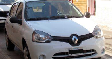 Renault Clio 1.2 Confort 2014