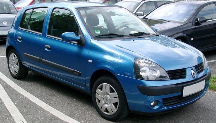Fallos en un Renault Clio