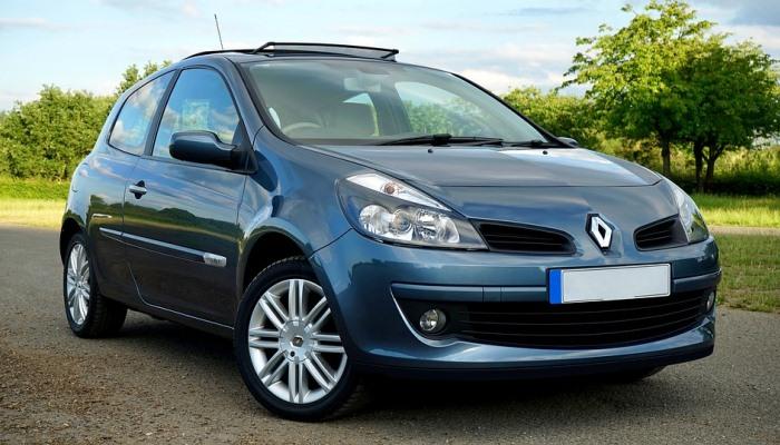 Fallas comunes en un Renault Clio