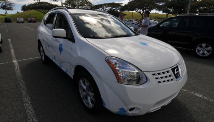 Reiniciar La Luz De Estado Del Airbag En Un Nissan Rogue