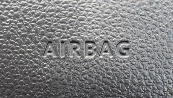 Airbag de un Nissan Rogue