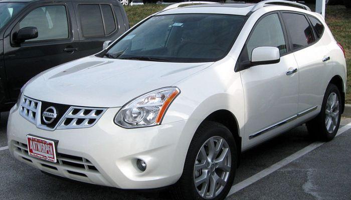 Fallas comunes del Nissan Rogue