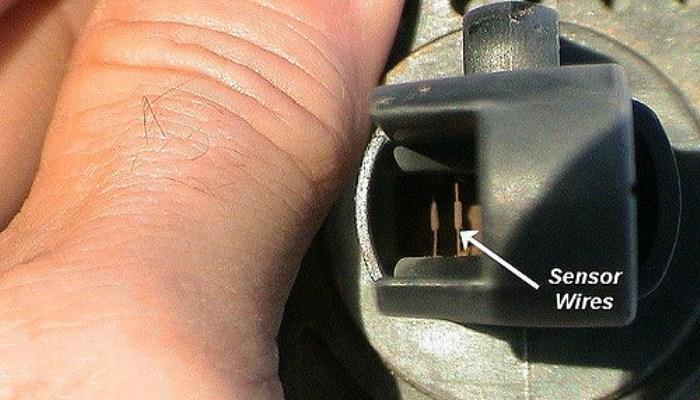 Reparar un sensor MAF