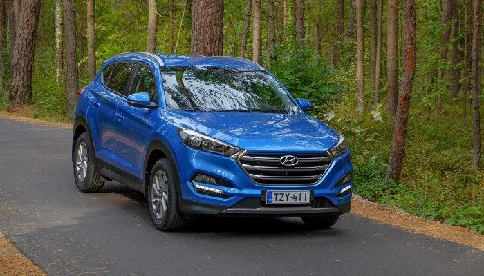 Fallas comunes del Hyundai Tucson