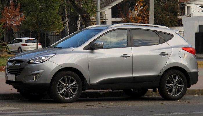 Problemas Eléctricos En Un Hyundai Tucson