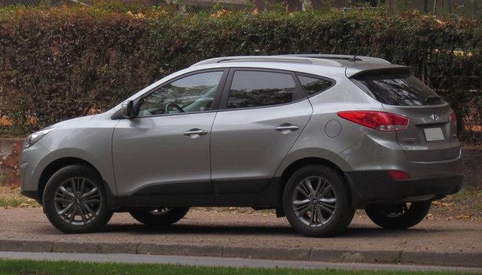 Cambiar La Batería De Un Hyundai Tucson