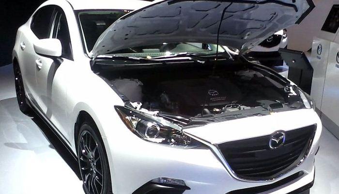 Ajustar Los Faros De Un Mazda 3