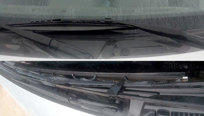 Reparar Los Limpiaparabrisas Con Sensor De Lluvia