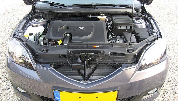 Reemplazar El Refrigerante En Un Mazda 3