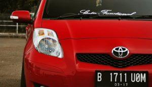 Resetear La Luz De Servicio De Aceite En Un Toyota Yaris