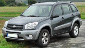 Cómo Cambiar Las Pastillas De Freno En Un Toyota RAV4 2007