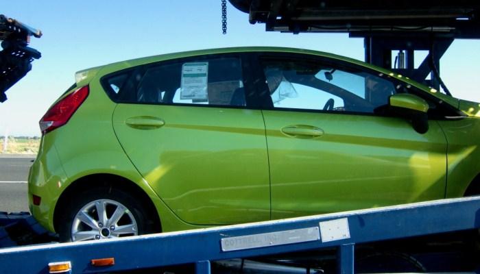 Cambiar Las Pastillas De Freno En Un Ford Fiesta MK6