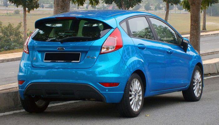 Ford Fiesta Fallas en el motor de arranque