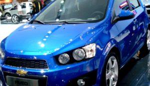 Cambiar El Alternador De Un Chevrolet Aveo