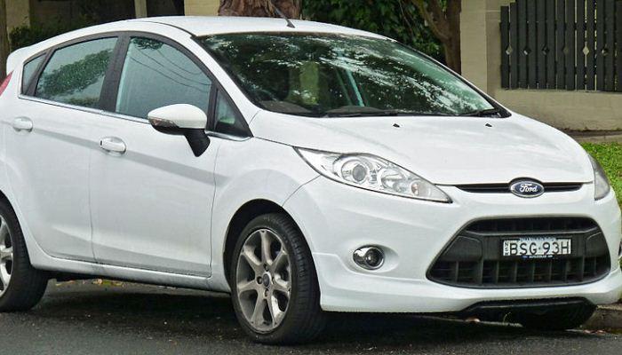 Cambiar La Antena De Un Ford Fiesta