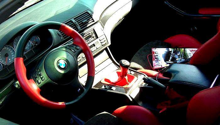 Quitar La Funda Del Reposabrazos De Un BMW E46