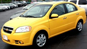 Cambiar Los Frenos En Un Chevrolet Aveo