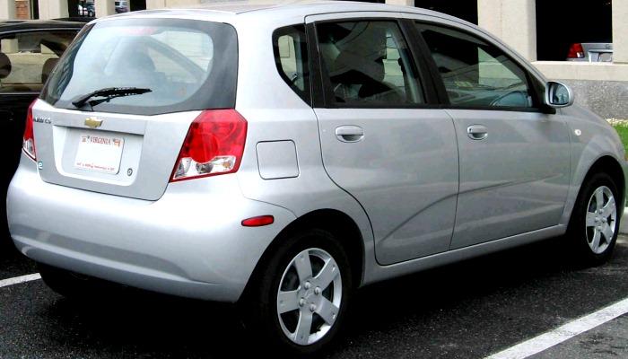 Cambiar Termostato Malo En Un Chevrolet Aveo