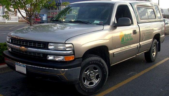 Problemas De Arranque En Un Chevy Silverado