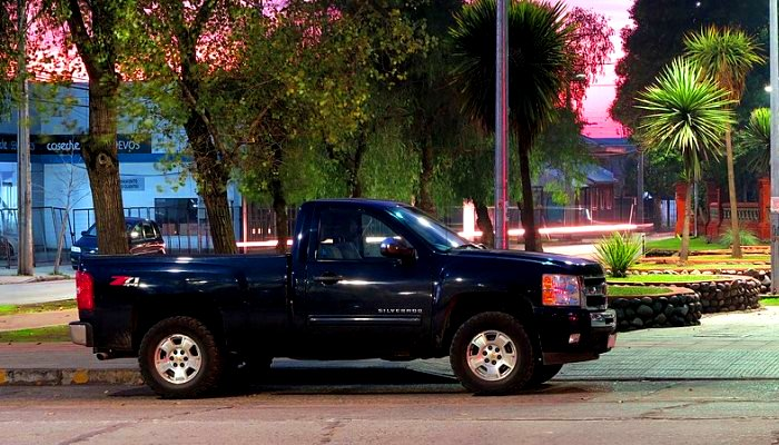 Limpiar los Sensores ABS en un Chevrolet Silverado