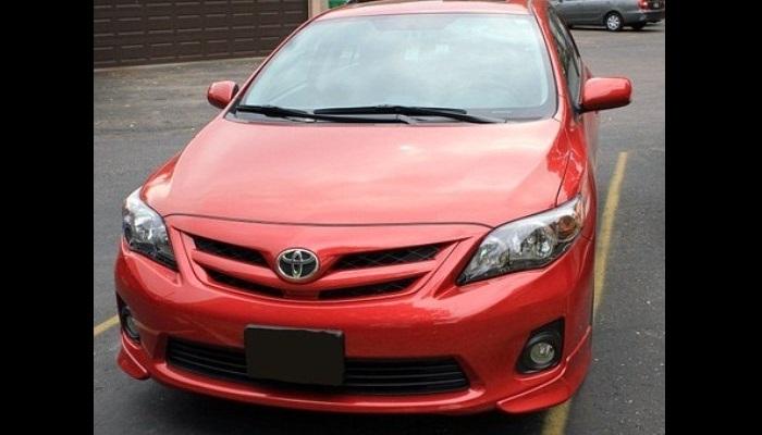 Quitar El Filtro De Combustible En Un Toyota Corolla