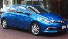Cómo Cambiar El Motor De Arranque De Un Toyota Corolla