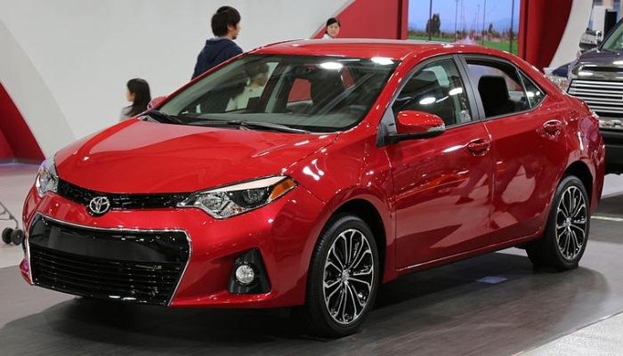 Problemas De Rendimiento En Un Toyota Corolla