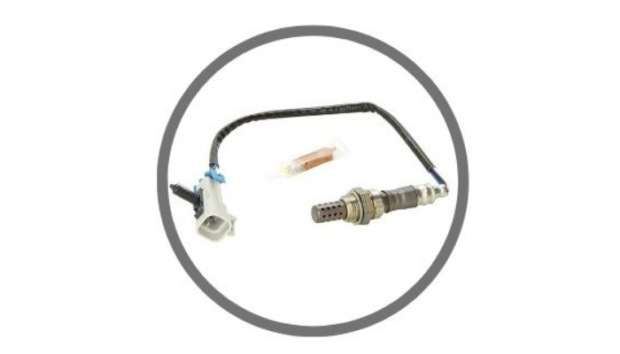 Sensor De Oxígeno Dañado En Un Toyota Corolla