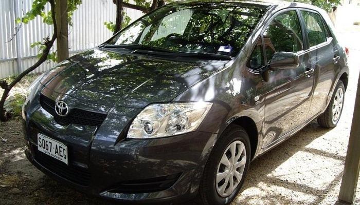 Llaves Transpondedoras En Un Toyota Corolla