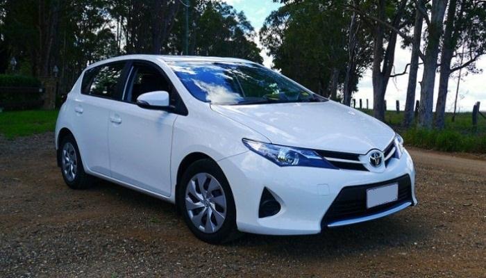 Problemas De Transmisión En Un Toyota Corolla