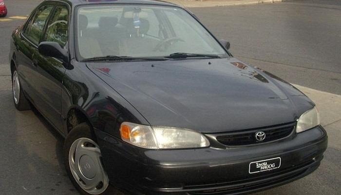Fallas En La Transmisión De Un Toyota Corolla