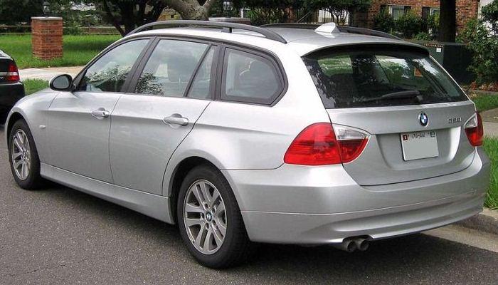 BMW 328i wagon