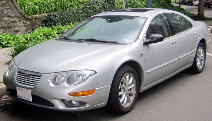 Averías comunes en un Chrysler 300