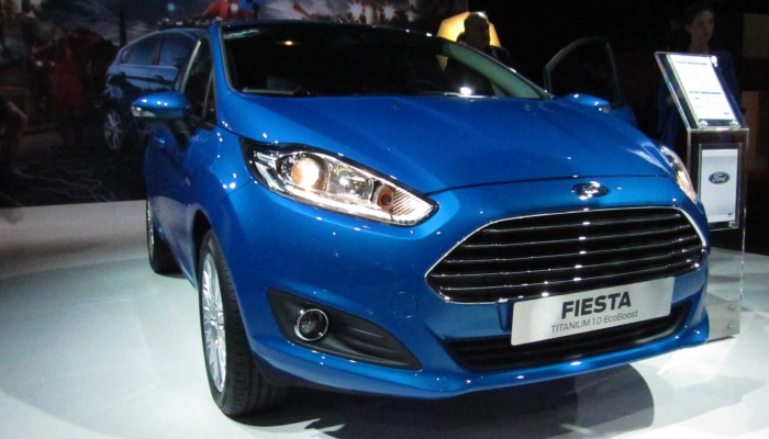 Fallas Comunes En Un Ford Fiesta