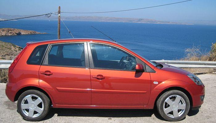 Ford Fiesta Problemas Eléctricos y Mecánicos