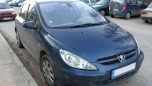 Cambiar Una Bombilla En Un Peugeot 307