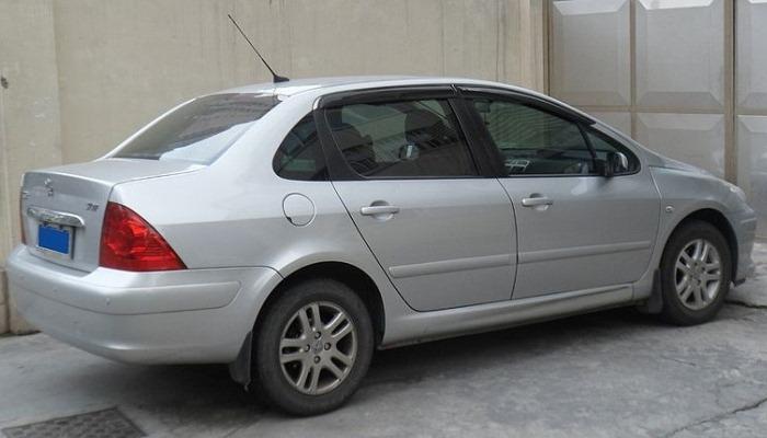 Cambiar La Luz De En Un Peugeot 307