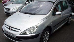 Comprobar El Aceite De La Caja De Cambios En Un Peugeot 307