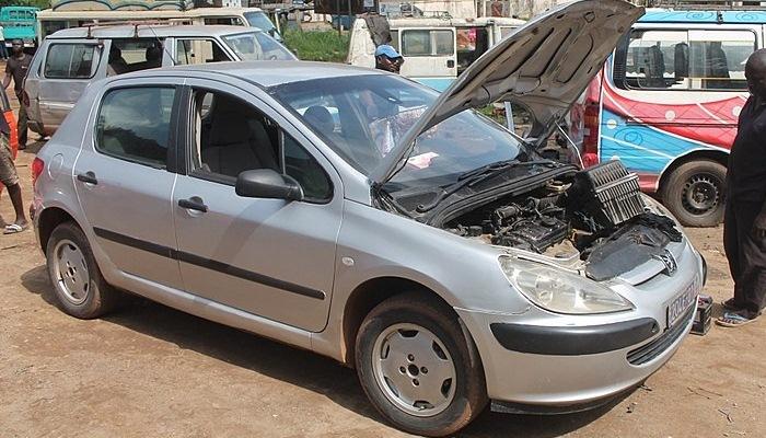 Peugeot 307 No Arranca